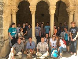 Greece Study Abroad Trip (May 2016, Faculty Sponsor)